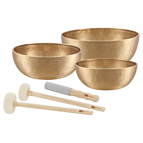 Meinl Sonic Energy 3 Pcs. Energy Series Singing Bowls Set