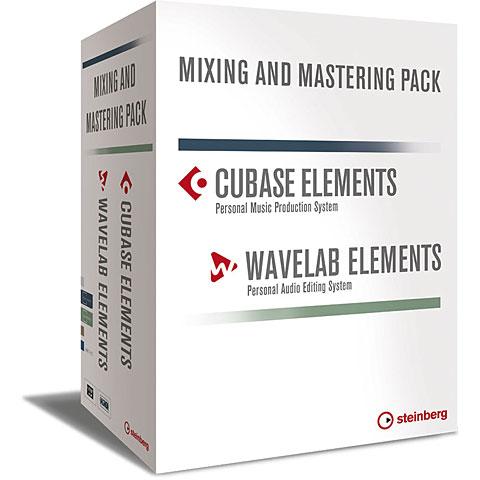 Steinberg Cubase Elements & Wavelab Elements Bundle