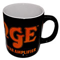 Orange Coffee Cup BLK/OR « Artículos de regalo