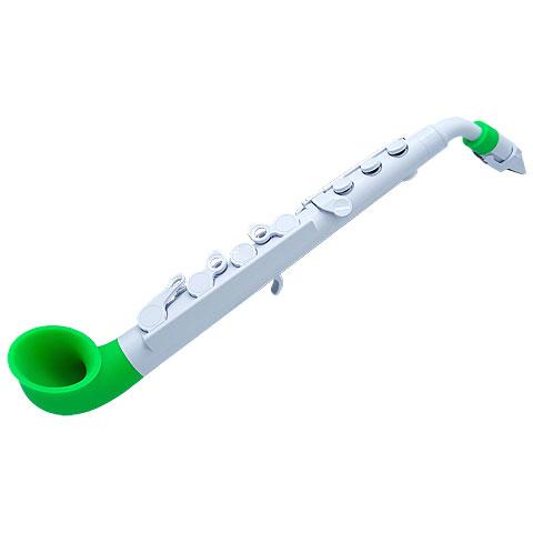 Nuvo jSax white-green