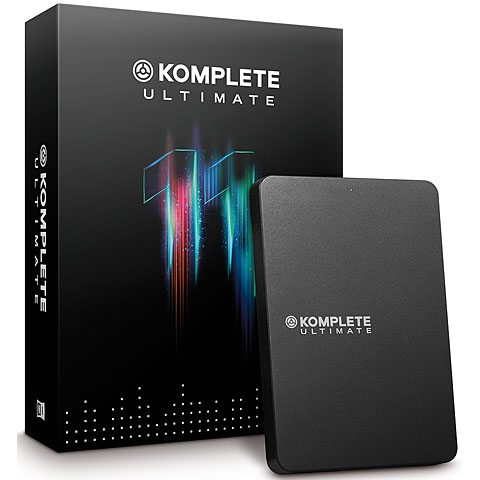 Native Instruments Komplete 11 Ultimate UPG KS