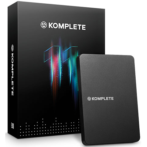 Native Instruments Komplete 11 UPD