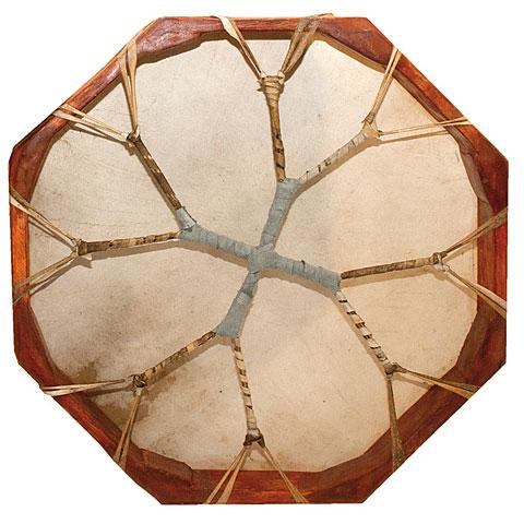 Terré 16  octagonal Shaman Drum