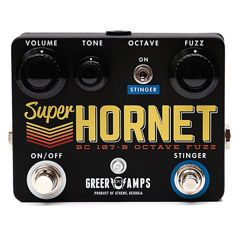 Greer Amps Super Hornet