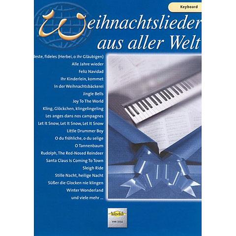 Holzschuh Weihnachtslieder aus aller Welt for Keyboard