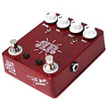 JHS Ruby Red « Pedal guitarra eléctrica