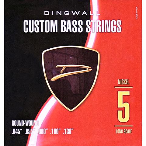 Dingwall Custom Bass Strings .045-.130