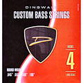 Cuerdas bajo eléctrico Dingwall Custom Bass Strings .045-.100