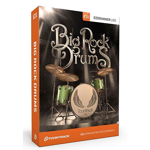 Toontrack Big Rock Drums EZX