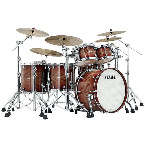 Tama Star 22'' Sierra Red Bosse Burst