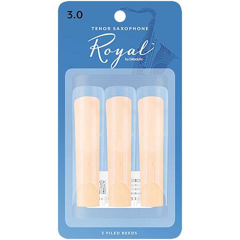 Rico Royal Tenorsax 3,0 3er Pack
