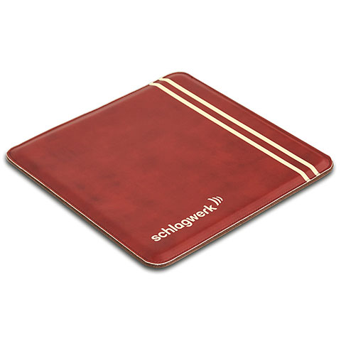 Schlagwerk Retro Cajon Pad Wine Red