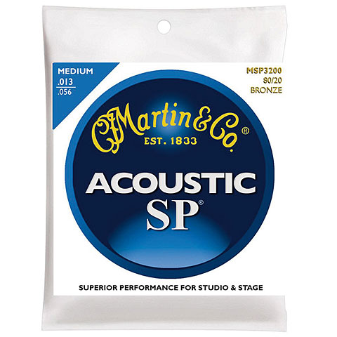 Martin Guitars MSP 3200