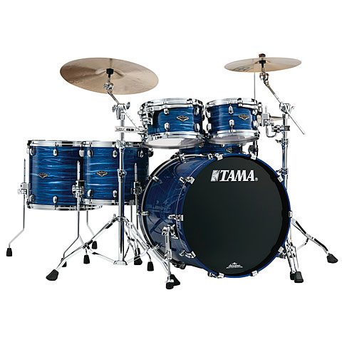 Tama Starclassic Performer 22  Lacquer Ocean Blue Ripple