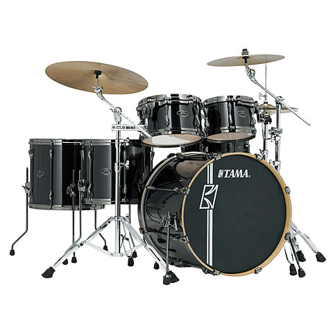 Tama Superstar Hyper Drive 22  Brushed Charcoal Black