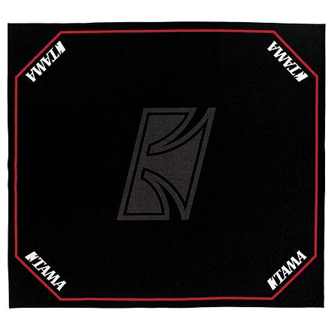 Tama Logo Design Drum Rug
