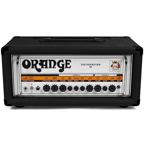 Orange Thunderverb 50H BLK