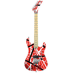 EVH Striped Series 5150 R/B/W « Guitarra eléctrica