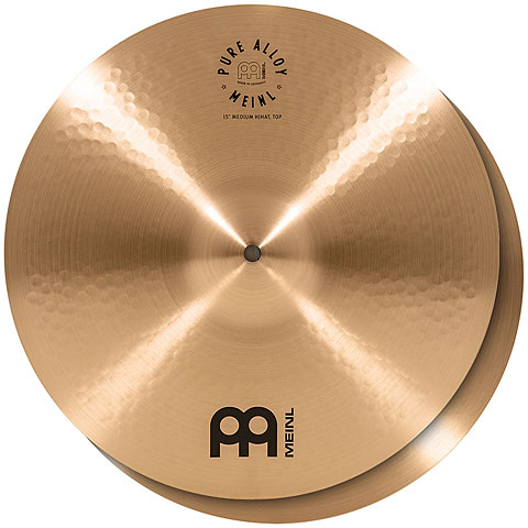 Meinl Pure Alloy 15  Medium HiHat
