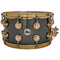 DW Collector's Brass 14''x 8'' Black Nickel over Brass « Caja