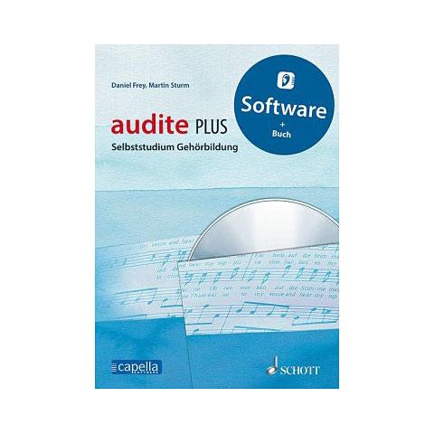 Schott Audite PLUS - Gehörbildung (+CD-ROM)