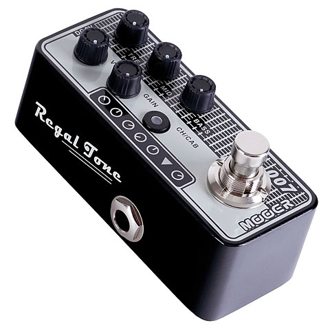 Mooer Micro PreAMP 007 Regal Tone