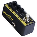 Pedal guitarra eléctrica Mooer Micro PreAMP 002 UK Gold 900
