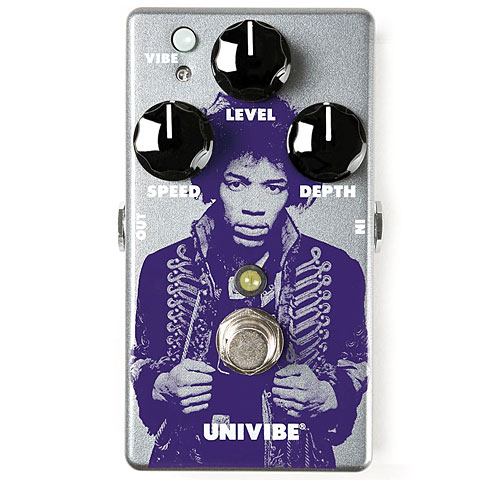 Dunlop Jimi Hendrix Univibe Limited Edition