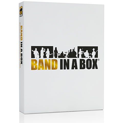PG Music Band-in-a-Box Pro 2017 PC German