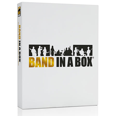 PG Music Band-in-a-Box MegaPAK 2017 PC German