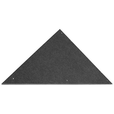 Intellistage Podestplatte Dreieck Tuffcoat 90°