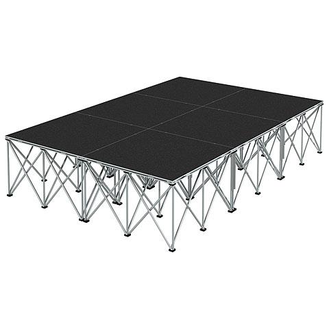 Intellistage Bühne 2 x 3 m Tuffcoat