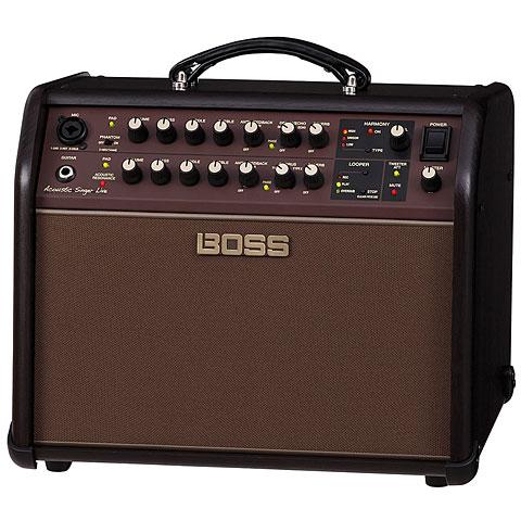 Boss Acoustic Singer Live