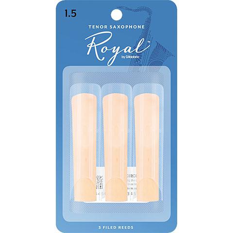 Rico Royal Tenorsax 1,5 3er Pack