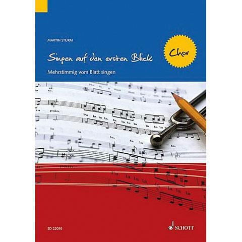 Schott Singen auf den ersten Blick - Chor