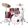 "Batería Pearl Export 22"" Black Cherry Glitter Complete Drumset"