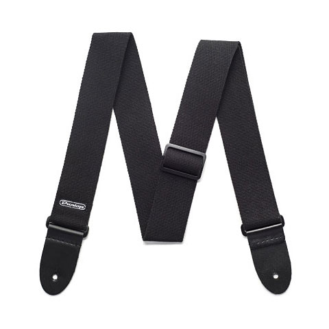 Dunlop Cotton Strap Black