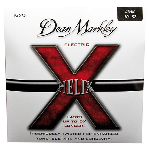 Dean Markley 2515 LTHB  Helix 010-052