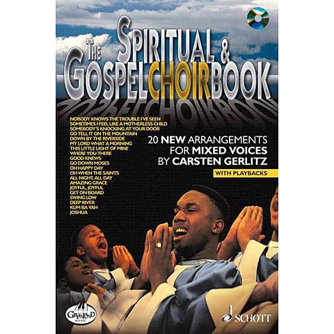 Schott The Spiritual & Gospel Choirbook