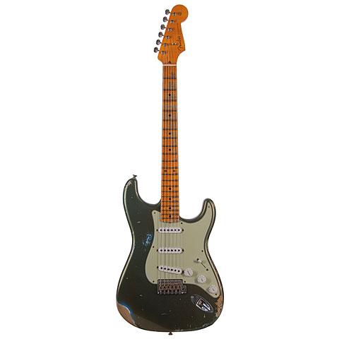 Fender Custom Shop 1959 Stratocaster Heavy Relic Olive D