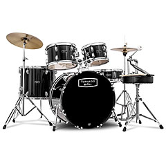Mapex Tornado 20  Dark Black Drum Set