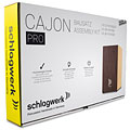 Schlagwerk Quick Assembly Kit Pro Wenge « Cajón flamenco