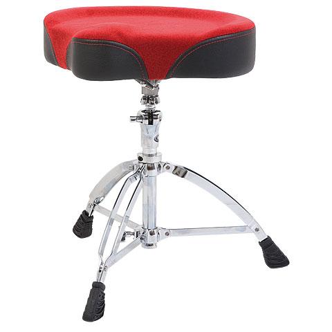 Mapex Red Saddel Drum Throne