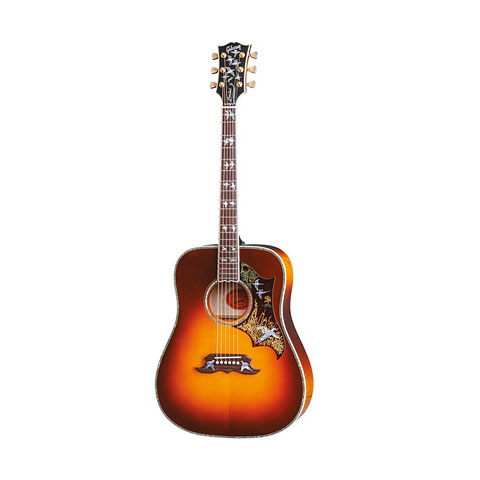 Gibson Limited Doves in Flight Autumnburst