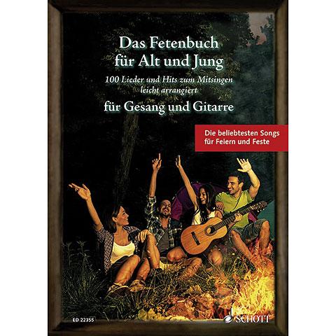 Schott Das Fetenbuch für Alt und Jung