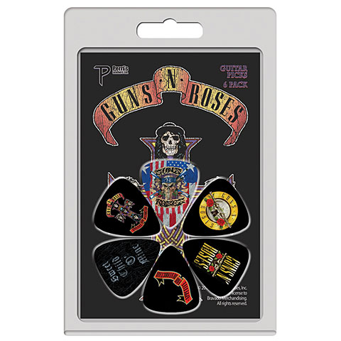 Perri's Leathers Ltd Guns 'N Roses