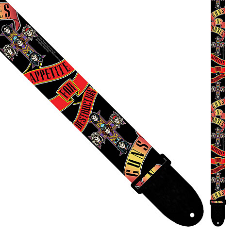 Perri's Leathers Ltd Guns 'N Roses Banner