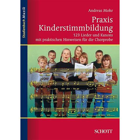 Schott Praxis Kinderstimmbildung