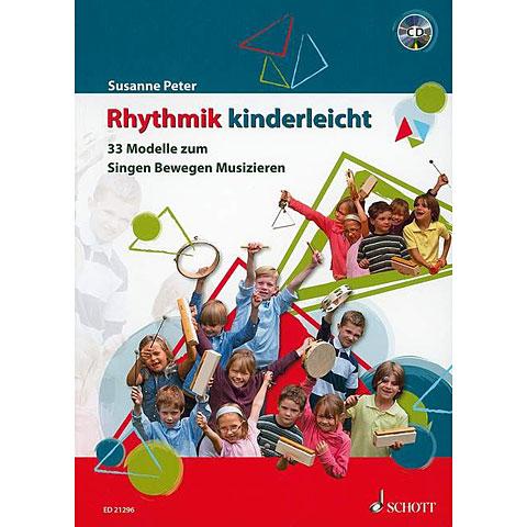 Schott Rhythmik kinderleicht