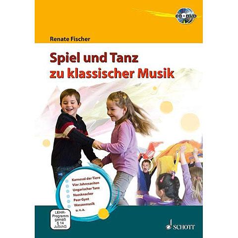 Schott Spiel und Tanz zu klassischer Musik